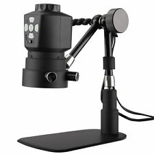 "20X-100X 3.5MP HDMI Digital Microscope with 11"" Articulating Arm"