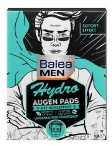Balea Men Hydro EYE PADS, hydrate intensely and refresh, 12 pads