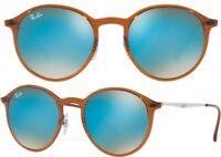 Ray-Ban Sonnenbrille Damen Herren  RB4224 604/B7 49mm verspiegelt F H3 H