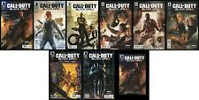 Call of Duty Black Ops III Ultimate Comic Set 1-2-3-4-5-6 + Variants & Preview