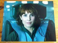 "Noomi Rapace Prometheus original signed 10 x 8"" photo certified"
