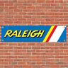 Raleigh Bicycle Cycling Bike BMX Racing Sign Garage Workshop Banner Display