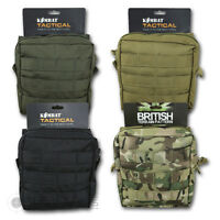 MLCE MOLLE MEDIUM UTILITY POUCH VERTICAL MILITARY ARMY OSPREY FIRST AID