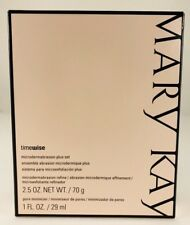 Mary Kay Timewise Microdermabrasion Plus Set- New In Box!