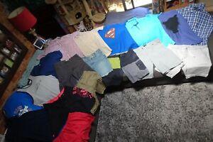 Bulk lot men's sz 38 X-Large summer clothes inc Country Road/Oakley/Hurley/Mooks
