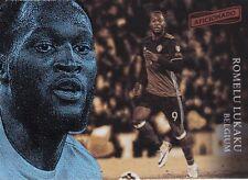 2016-17 Panini Aficionado Soccer Sammelkarte, #69 Romelu Lukaku