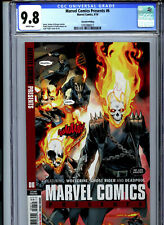 Marvel Comics Presents #6 (2019) Marvel CGC 9.8 White Pages 2nd Print