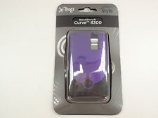 IFROGZ BLACKBERRY CURVE 8300 SNAP-ON PHONE COVER MANY COLORS  NEW
