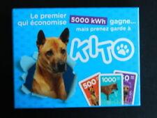 Jeu de société Kito - publicitaire Electrabel, groupe Engie