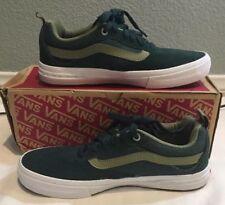Vans Kyle Walker PRO Green Gables/White Size US 6.5 Men's VN0A2XSGKQD