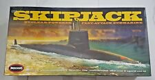 "MOEBIUS 1/72 U.S. NAVY SKIPJACK NUCLEAR-POWERED SUBMARINE 42"" LONG KIT 1400 F/S"