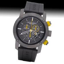 burberry endurance bu7713 wrist watch for men item 7 usa seller new authentic burberry gray rubber chronograph men watch bu7713