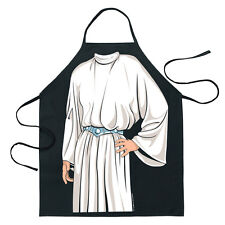 Princess Leia APRON Gown Star Wars ADULT One Size