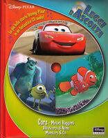 Cars. Motori ruggenti - Alla ricerca di Nemo - Monsters & Co.- Nuovo in Offerta!