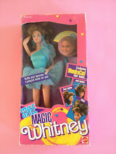 BARBIE 1989 - STYLE MAGIC WHITNEY NRFB REF.1290