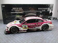 BMW m3 DTM DTM 2013 A. PRIAULX limitato a 1.002 pezzi Minichamps 1:18