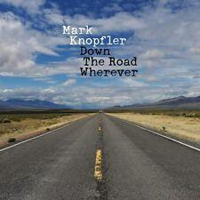 """Mark Knopfler - Down The Road Wherever (NEW 2 x 12"""" VINYL LP)"""