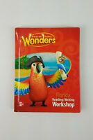 McGraw Hill Reading Wonders Florida Reading Writing Workshop Grade 1 Elementary