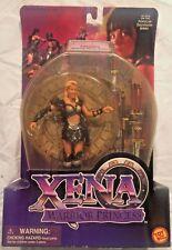 NEW Callisto from Xena Warrior Princess - Spinning Action Figure - NIB Sealed