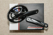 FSA K-Force Light ABS BB386EVO Carbon Compact Road Crankset 50/34T 175mm