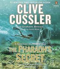The Pharaoh's Secret by Clive Cussler (CD-Audio, 2015)