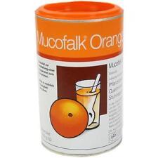 MUCOFALK Orange Granulat Dose 150g PZN 4684981