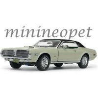 SUN STAR 1573 1968 MERCURY COUGAR XR7G 1/18 DIECAST MODEL CAR SEAFOAM GREEN