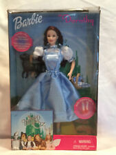 Talking Collectible 1999 Barbie As Dorothy - Wizard Of Oz New In Box