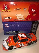 Dale Earnhardt Jr #8 Looney Tunes Rematch Action 2002 NASCAR 1:24