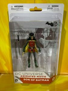 DC Universe Son of Batman - Robin (6 Inch Animated Movie Series)