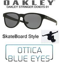 Occhiali da Sole OAKLEY STRINGER 9315 01 SB Skateboard sunglasses sonnenbrillen