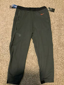 Nike Oregon State Beavers Pants Men's Size: 4XL NWT Standard Fit Anthracite