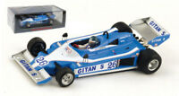 Spark S4267 Ligier JS9 #26 3rd Spanish GP 1978 - Jacques Lafitte 1/43 Scale
