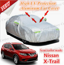 Premium Semi Tailor Made Waterproof Aluminum Car Cover Medium SUV Nissan X-Trail