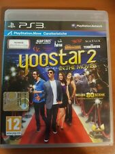 YOOSTAR 2 IN THE MOVIES - PLAYSTATION 3 PS3 USATO
