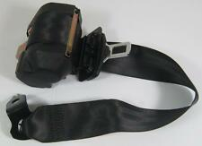 NEW GENUINE VW GOLF CABRIOLET REAR LEFT RIGHT BLACK SEATBELT - 1E0 857 805 B41