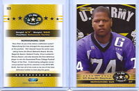 NDAMUKONG SUH 2010 HIGH SCHOOL ALL-AMERICAN ROOKIE CARD! HUSKERS/DETROIT LIONS!