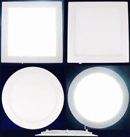 LED Panels Ultraslim Panel Spot Light Lampe Leuchte Deckenlampe Wandlampe Licht