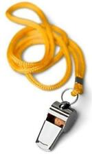 Metal Whistle With PEA Referee Sports Coach Match Emergency Camping Training