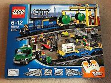 NEW - LEGO City 60052 Cargo Train - BNISB + FREE P&P
