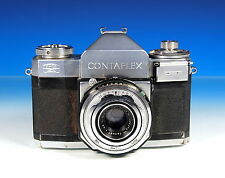 Zeiss Ikon CONTAFELX Carl Zeiss Tessar 2,8/45mm Photographica Kamera -(101905)