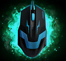 Wired Gaming Mouse  Silent Mute Gamer Mice for PC Laptop Desktop