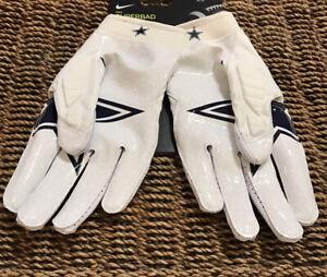 Nike Men's Dallas Cowboys Superbad Football Gloves Sz. 2XL NEW CK2393-169