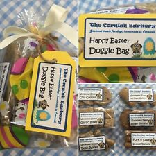 🐶The Cornish Barkery Easter 🐣Present Gift🎁Natural Gourmet Dog Treats Biscuits