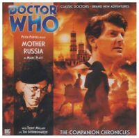 Mother Russia (Doctor Who: The Companion Chronicles) by Platt, Marc CD-Audio The
