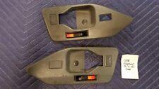 1988-1992 Formula Firebird Trans Am Door Trim Bezel Set