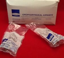 NEW BOX OF 30 PORTEX OROPHARYNGEAL GUEDEL AIRWAY 10cm REF 330010 See Listing