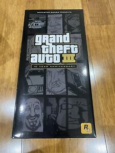 GTA 3 10 Year Anniversary 1/6 Scale Claude Sideshow Figure