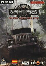 Spintires (PC DVD) NEW - Fast Free Shipping