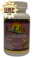 Liver Detox, Formula para el Higado Biolife Natural Supplements